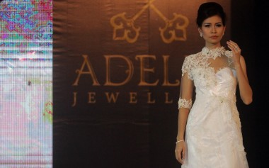 Diamond for Charity, Kilau Kejutan dari Adelle Jewellery