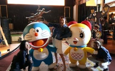 Koleksi Doraemon Pun Bisa Fashionable, Tak Berkesan Bocah