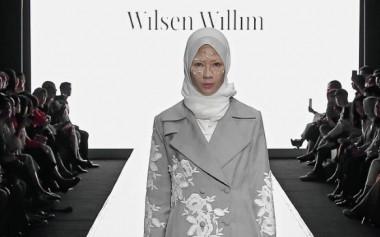 Koleksi Wilsen Willem Ajak Perempuan Peduli Kesehatan Jantung