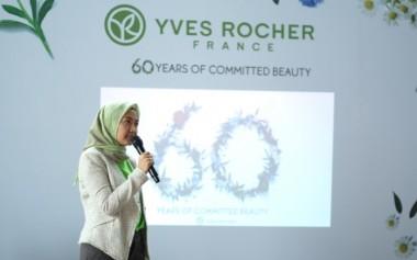 Komitmen Luar Biasa Yves Rocher untuk Kecantikan & Bumi