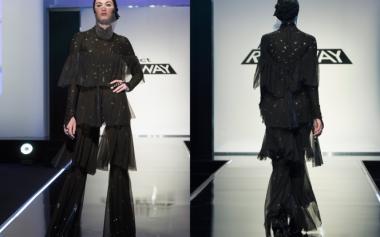 Lihat Karya Ayana Ife, Desainer Muslim Pertama yang Menjadi Kontestan Project Runway