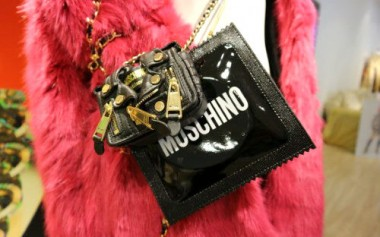 Loud, Pop, Glamor, & Attention Seeker at MOSCHINO[tv]H&M