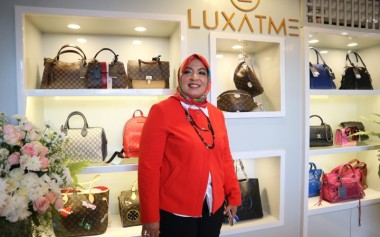 Luxatme, Butik & E-commerce Fashion Branded