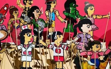 """MAIN"" di Festival Seni Rupa Anak Indonesia"