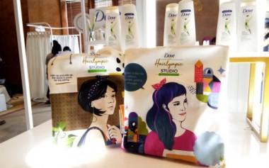 Maksimalkan Kekuatan Rambut, Tubuh dan Pikiran di Dove Hairlympic Studio