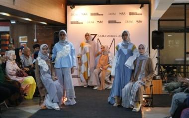 Melihat Bakat-Bakat Baru Model Muslimah pada Zaura Models Academy Graduation Day