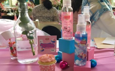 Menjadi Remaja Percaya Diri dengan Imperial Leather Body Mist Sweet Treats Collection