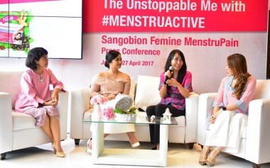 #Menstruactive: Tetap Aktif dan Unstoppable Selama Menstruasi