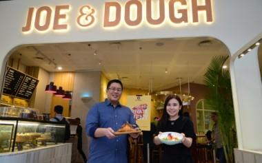 Menu Spesial Joe & Dough dan Pembukaan Gerai ke-4 di Gandaria City
