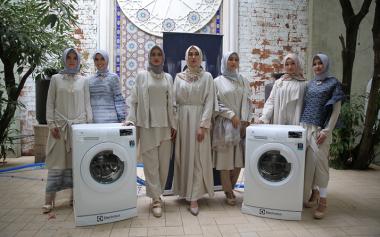 Merawat Batik & Hijab Lebih Baik dengan Mesin Cuci Electrolux UltraEco