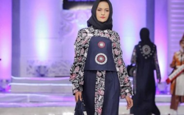 Merayakan Batik dan Fashion di Ngawi