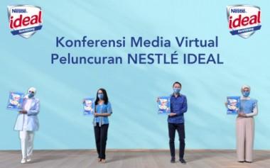 NESTLÉ IDEAL Berkomitmen Penuhi Gizi Mikro Anak Indonesia