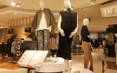 Nikmati Koleksi 12 Desainer Muda IFF di Fashion Lab - Galleries Lafayette