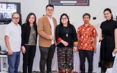 Paris de la Mode Fashion School Persiapkan Profesional Bidang Fashion