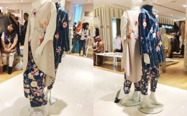 Pilihan Baju Lebaran Koleksi Desainer di Galeries Lafayette