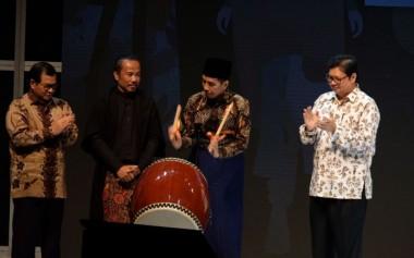 Presiden Joko Widodo Membuka MUFFEST 2018