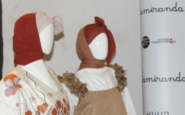 Ria Miranda Membawa Modest Fashion ke Fashion Kode, Seoul Korea