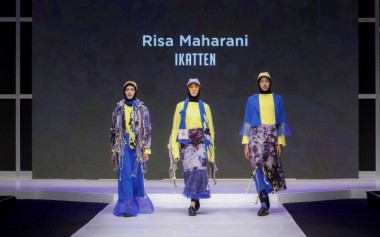 Risa Maharani, Pemenang Modest Young Fashion Design pada MUFFEST 2018