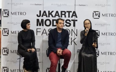 Road to Jakarta Modest Fashion Week; Metro Dept. Store Hadirkan #JMFW Points
