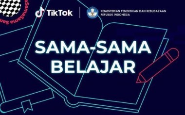 #SamaSamaBelajar, Konten Edukasi Menjadi Unggulan di TikTok