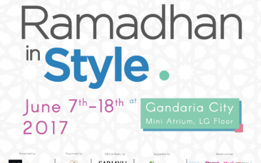 Sebelum Mudik, Yuk Datang dan Nikmati Ramadhan in Style di Gandaria City!