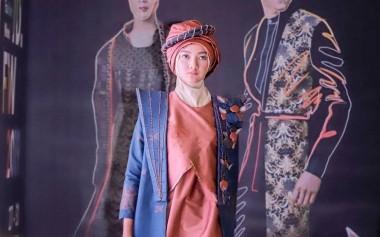 Semangat Borneo di Cultural Trunk Show, Indonesia Fashion Week 2019