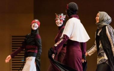 Siswa SMK NU Banat Menang Kompetisi Fashion Asia