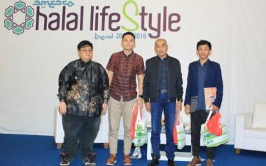 Sosialisasi Gaya Hidup Halal Melalui Halal Lifestyle Expo & Trend 2017