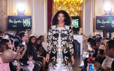 Start Up Fashion Indonesia Menggelar Fashion Show di Paris