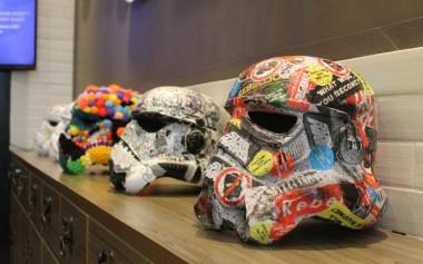 Stormtrooper Helmet Didandani 5 Seniman Indonesia