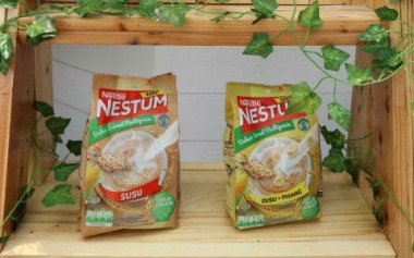 Sudah Coba Nestum, Bubur Sarapan Multigrain dari Nestle?