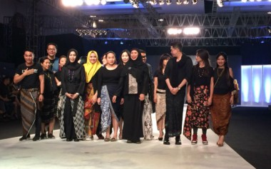 Surabaya Fashion Parade Lebih Besar dan Megah di Usia 1 Dekade