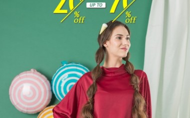 Sweet Holiday Sale dari Avenue Clothing