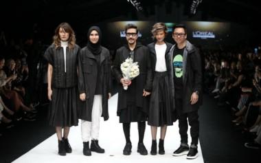 Tren Rambut Terkini di Jakarta Fashion Week 2018