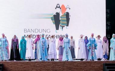 Visi Bandung Menjadi Kota Modest Fashion Mulai 2018