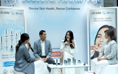 'Younger Looking Skin' dengan Clinelle Age Revive