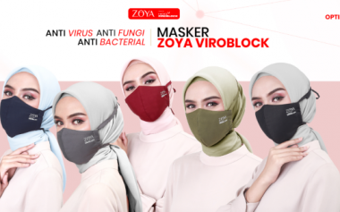 Zoya Luncurkan Inovasi Produk dengan Teknologi ViroBlock (Anti Virus)