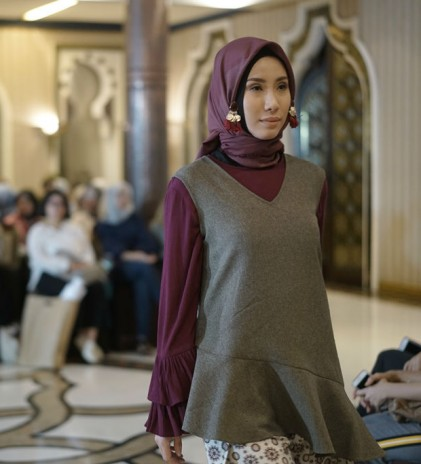 Diferensiasi SUQMA Memasuki Pasar Modest Wear Indonesia