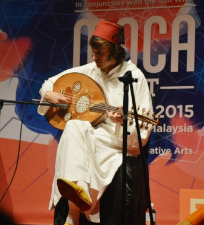 Mengenal Seni Islami Kontemporer lewat MOCAfest