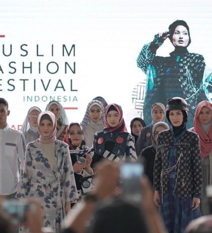 Menuju Muslim Fashion Festival 2020
