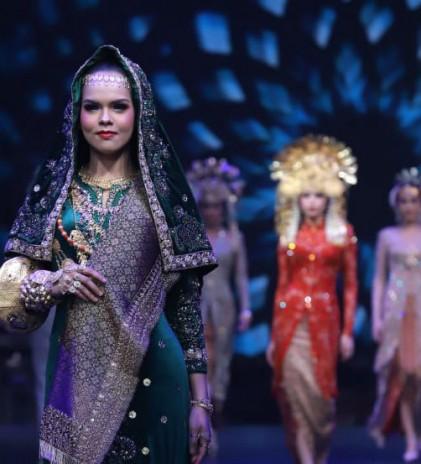 Persembahan Indah Mahakarya Kebaya, Musik dan Visual dalam Merajut Nusantara