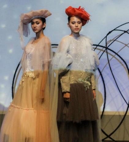 Presentasi Fashion dalam Format dan Kemasan Baru