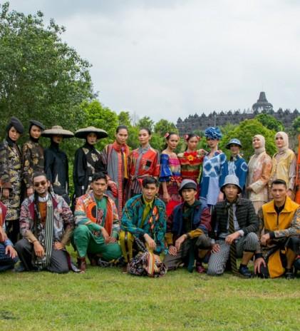 Sinergi UKM dan Desainer dalam Pagelaran Festival Joglosemar