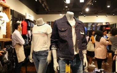 Authentic & Timeless, The Icons Denim from Wrangler