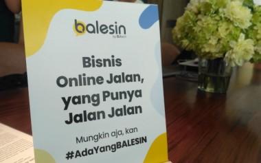 BALESIN Siap Jadi Admin Otomatis Toko Online Anda