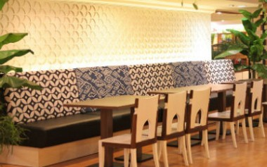 Batik Cafe & Lounge, for Your All-Round Batik & Culinary Experience