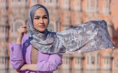 Buttonscarves Ramadhan Exclusive; The Maharani