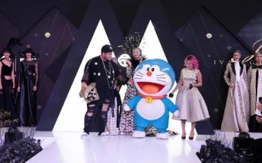 Datang Lagi! Koleksi Eksklusif Doraemon x Desainer Indonesia