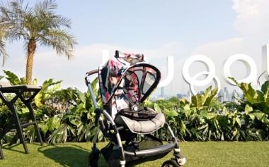Dua Stroller Baru Super Gaya dan Nyaman dari Bugaboo