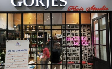 Gorjes Salon Buka Cabang Baru di Bintaro Plaza